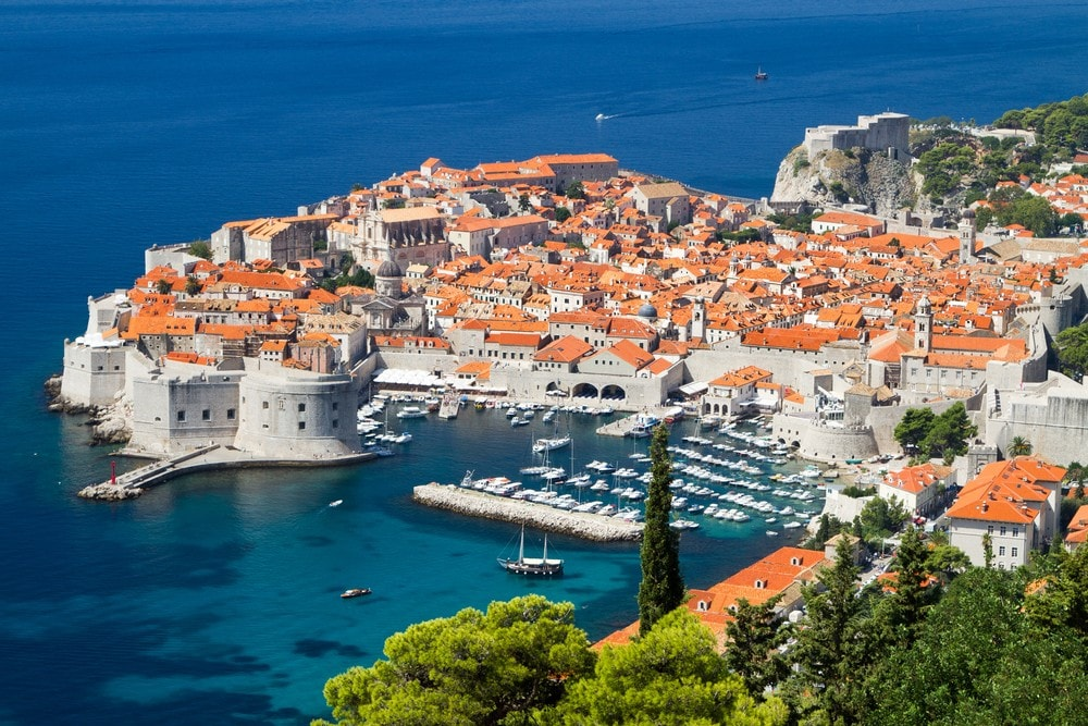 Top 16 Mediterranean Vacation Spots - Dubrovnik