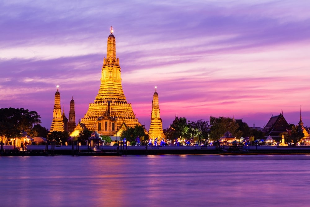 Cities for food lovers Bangkok, Thailand