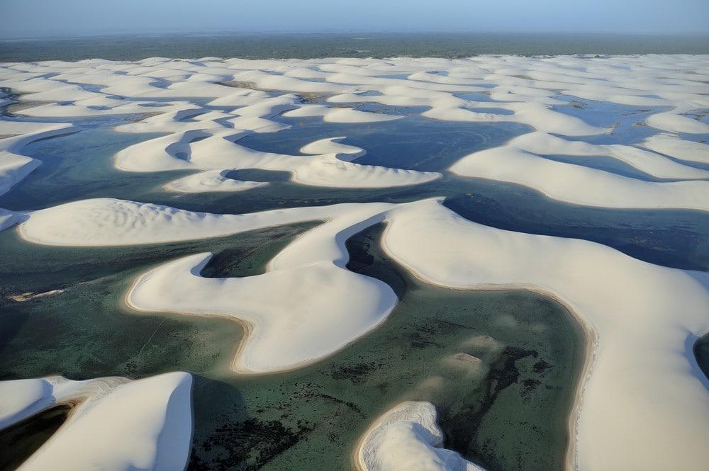 Places to visit in Brazil Lençóis Maranhenses, Maranhão