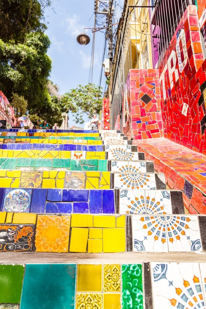 Facts about Rio Street art is legal