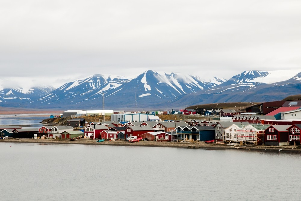 10 Most Remote Cities in the World - Longyearbyen