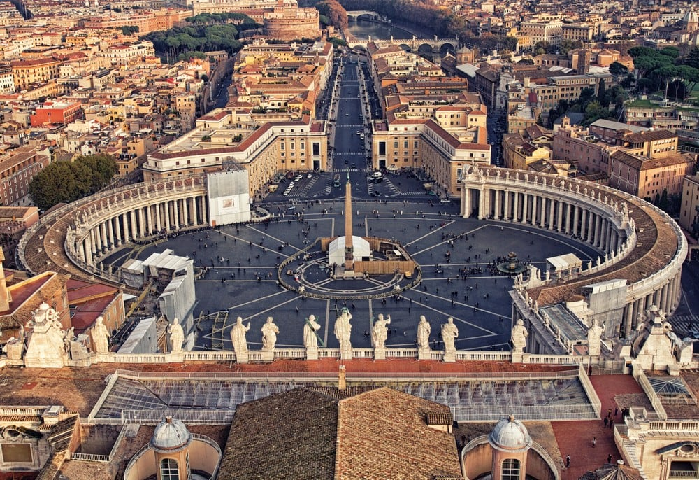 15 Italy Destinations You Must Visit - Vatican City