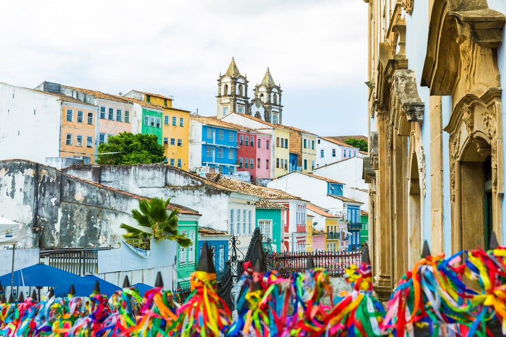 Places to visit in Brazil Pelourinho, Salvador, Bahia