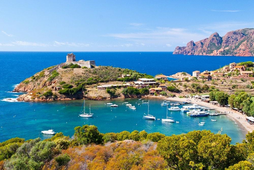 Top 16 Mediterranean Vacation Spots - Corsica
