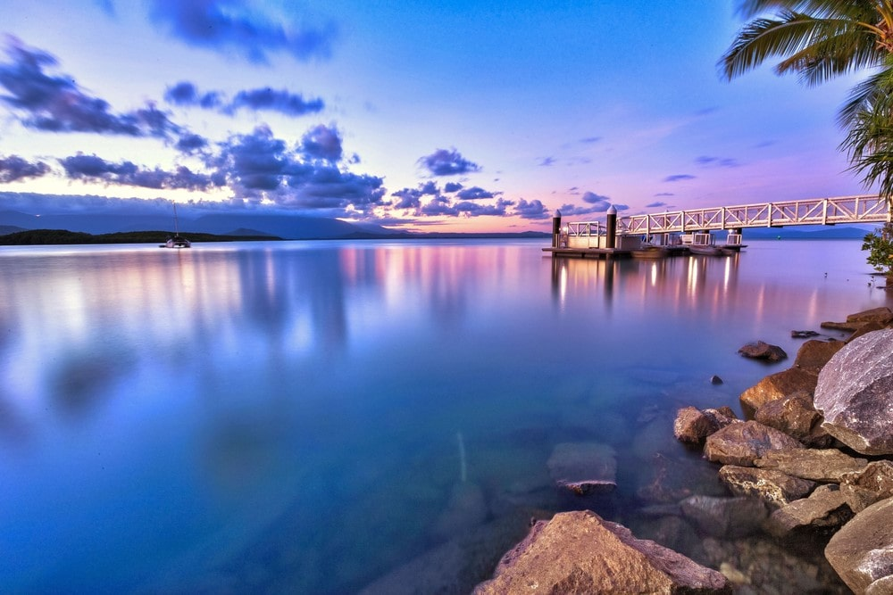 Warmest destinations Queensland, Australia