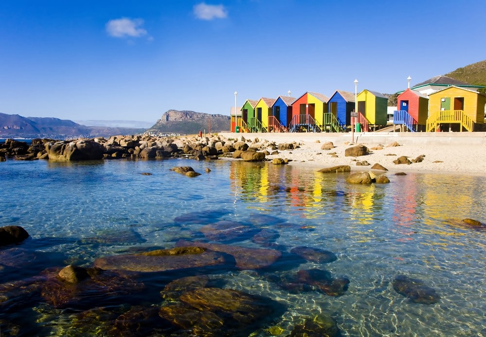 Cities for food lovers Cape Town, South Africa