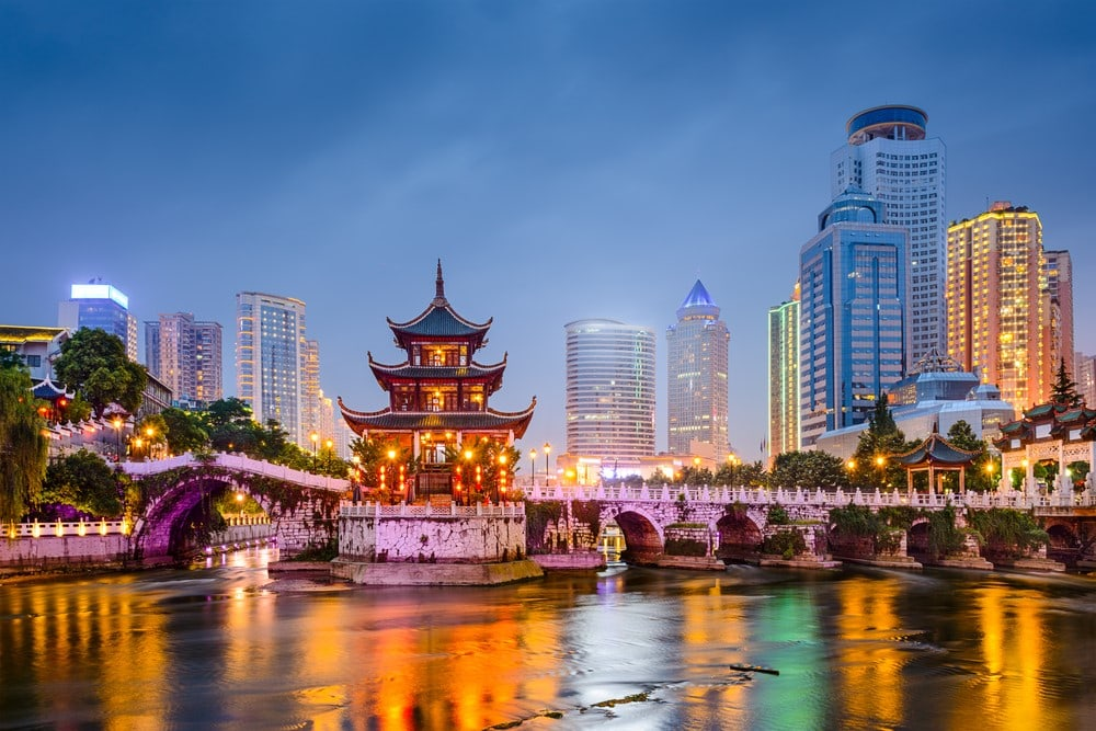 Traveling for free Teach English - China
