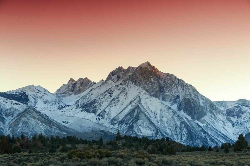 Traveling for free Ski - Mammoth, California