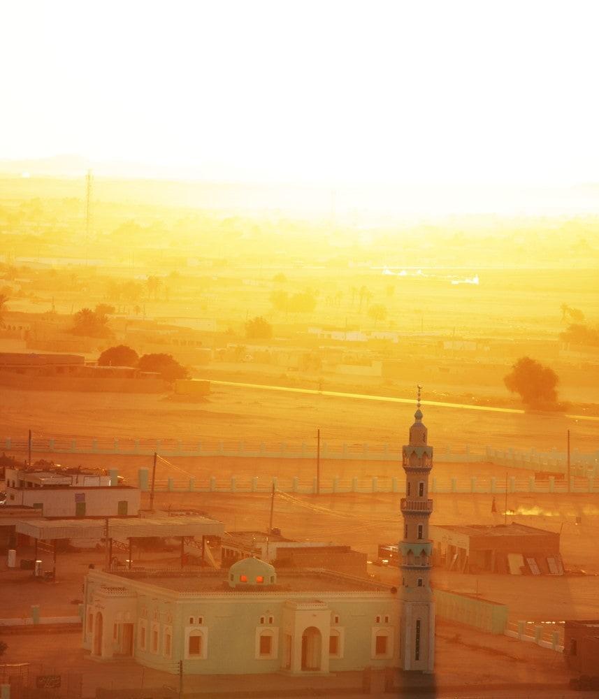 Warmest destinations Wadi Halfa, Sudan