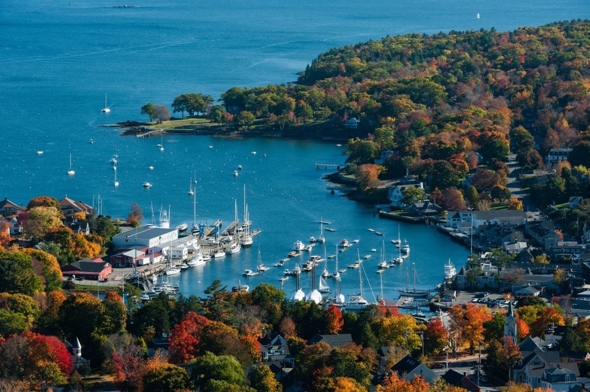 Best time to visit Maine