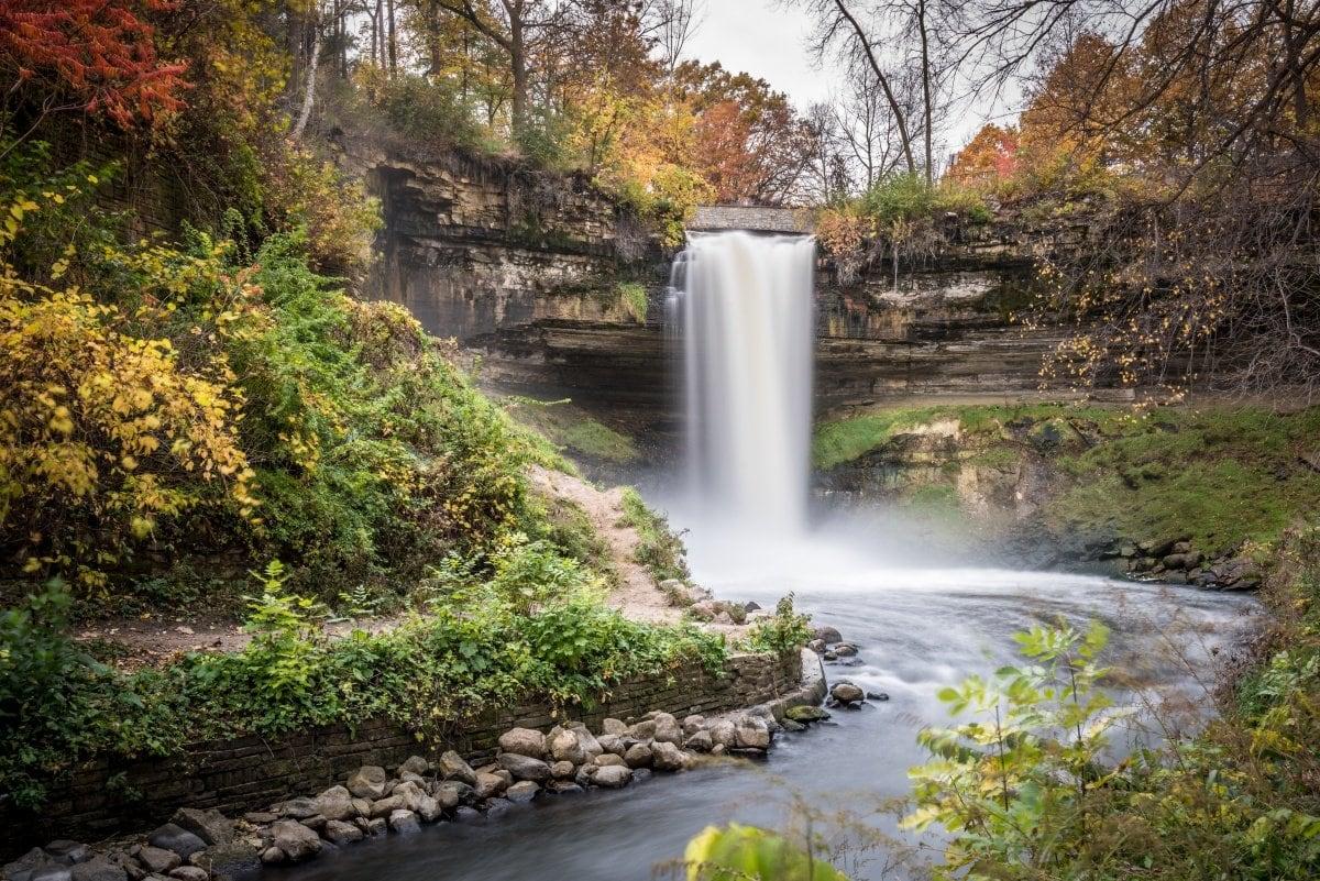Minnehaha Falls